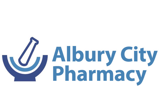 ALBURY CITY PHARMACY logo
