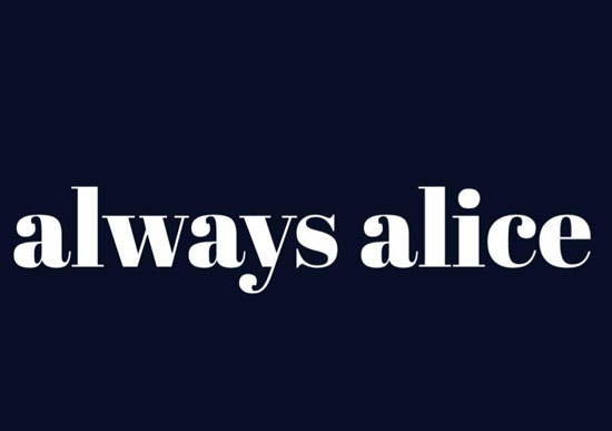 ALWAYS ALICE logo