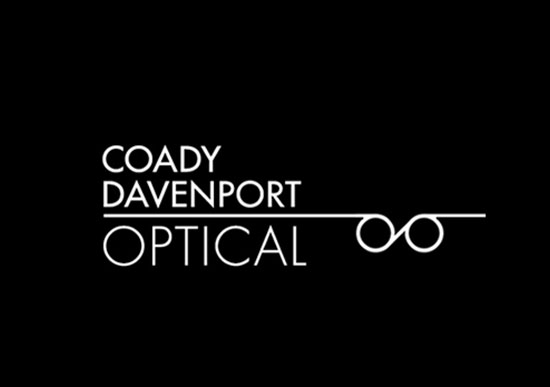 COADY DAVENPORT OPTICAL logo