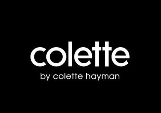 COLETTE BY COLETTE HAYMAN logo