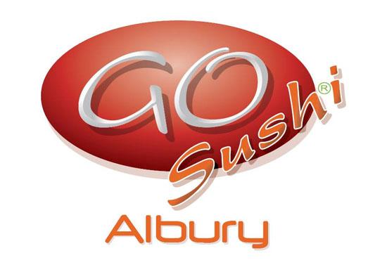 GO SUSHI logo