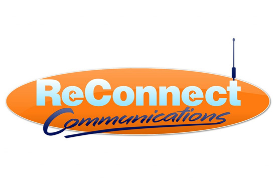 RECONNECT COMMUNICATIONS logo