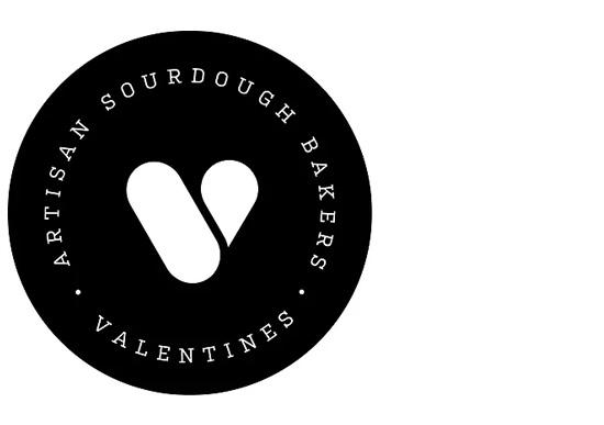 VALENTINE'S BAKEHOUSE logo