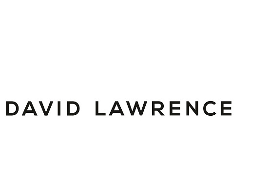 DAVID LAWRENCE AT MYER logo