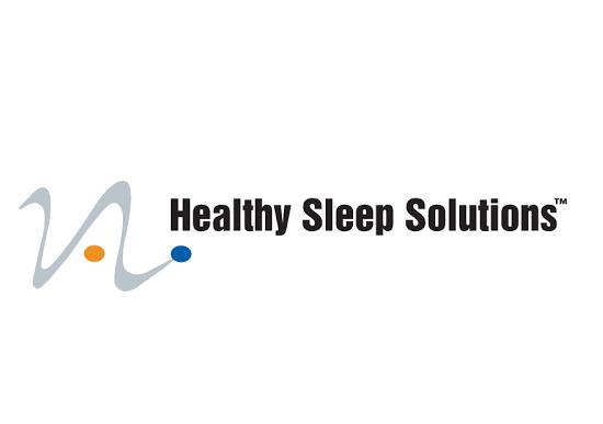 HEALTHY SLEEP SOLUTIONS logo