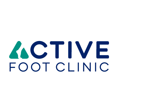 ACTIVE FOOT CLINIC logo