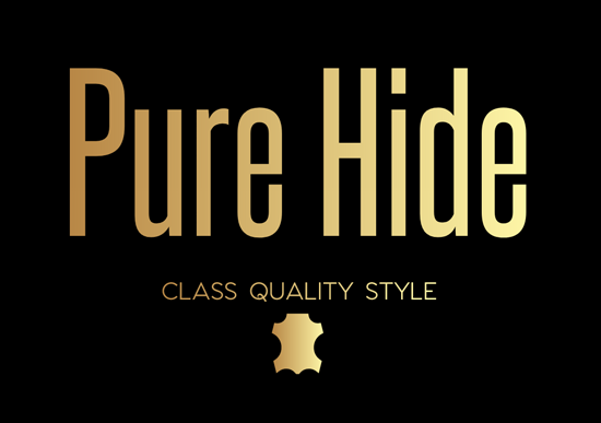 PURE HIDE logo