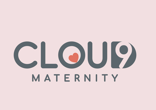 CLOUD 9 MATERNITY logo