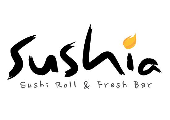 SUSHIA logo
